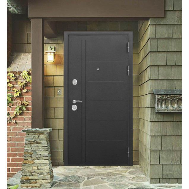 Дверь металлическая Троя