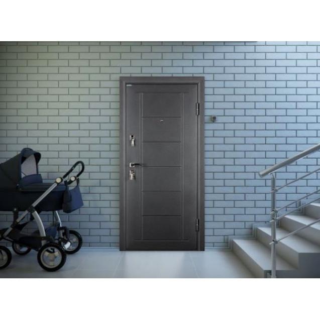 Дверь стальная Стайл