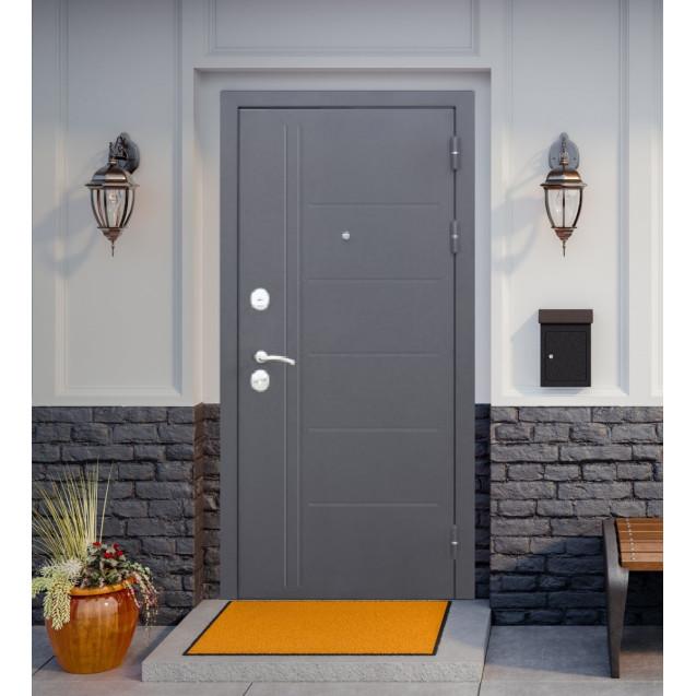 Входная дверь Троя Серебро
