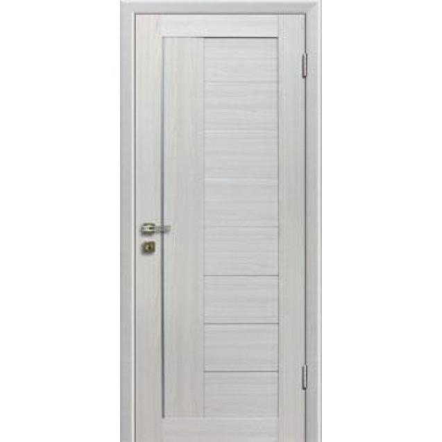 Межкомнатная дверь U-3 (Беленый дуб)