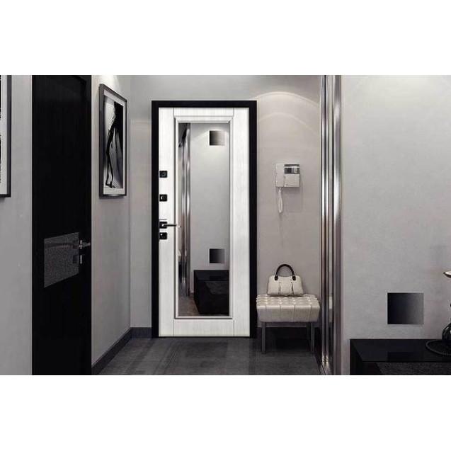 Дверь 10см Троя Зеркало