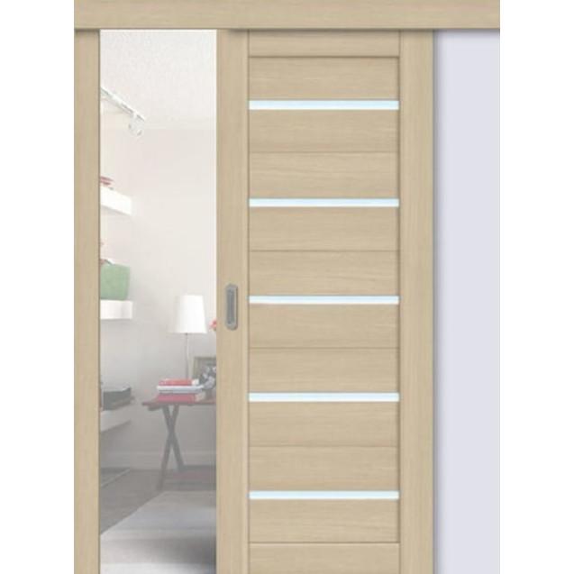 Раздвижная дверь U-1 (Капучино)