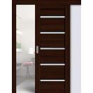 Раздвижная дверь U-1 (Венге)