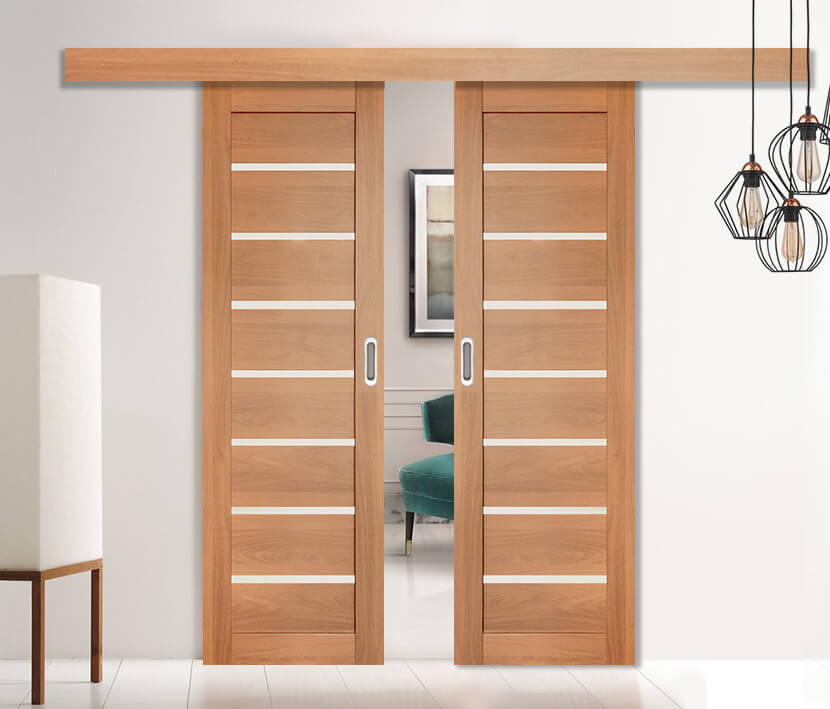 Откатные двери и Раздвижные двери - В чем отличия